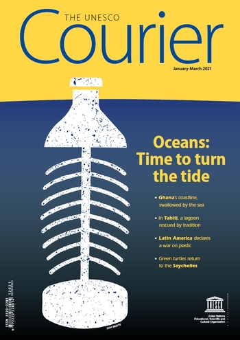 Cover The Unesco Courier January March 2021.jpg